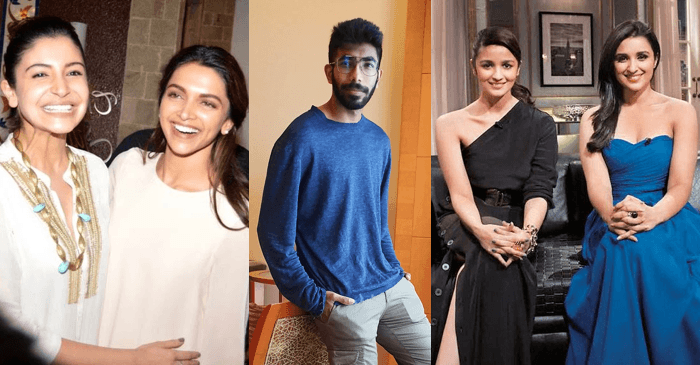 Watch: Zaggle's Rapid Fire round with Jasprit Bumarh – reveals who is the hot actress between Anushka Sharma and Deepika Padukone