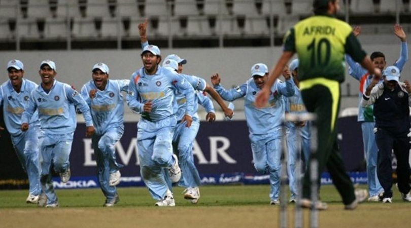 2007 T20I WORLD CUP