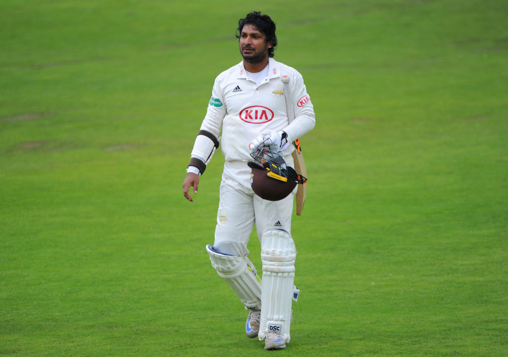 Legendary Sri Lankan Cricketer Kumar Sangakara picks his all time playing XI and only one Indian Player found in the list