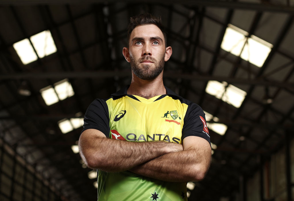 Watch: Glenn Maxwell hits Helicopter Sixes in Consecutive balls