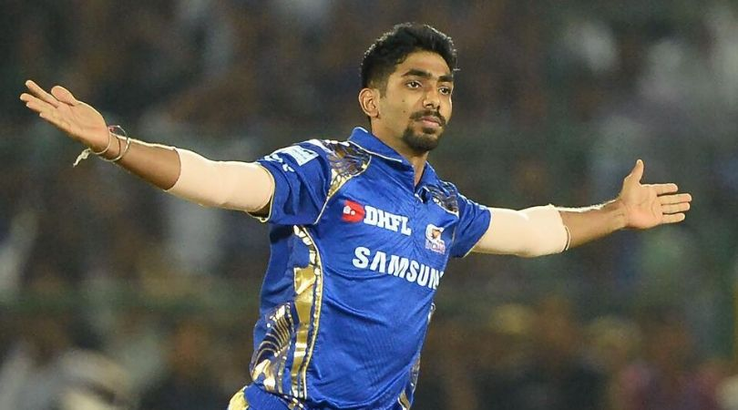 Mumbai Indians hilarious reply to fan who asked about the Bumrah's Transfer to RCB