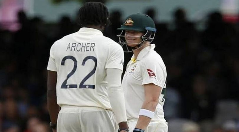 WATCH: Amazon Prime Video releases short video clip of battle between Jofra Archer and Steve Smith from The Ashes