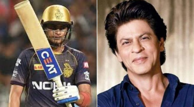 Shah Rukh Khan reacts to a fans Tweet on making Shubman Gill has the captain of Kolkata Knight Riders