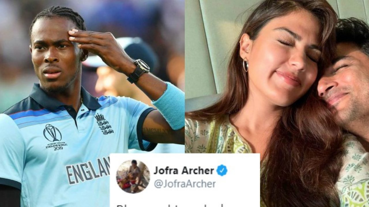 Jofra Archer Old Tweet goes Viral