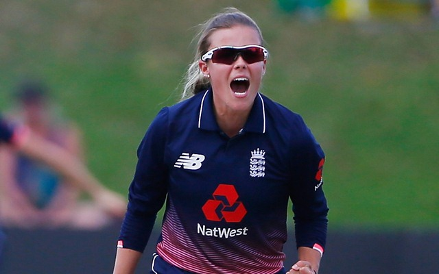 """Alexandra Hartley replies to Twitter user who asked """"Does anyone care about Women's Cricket?"""""""